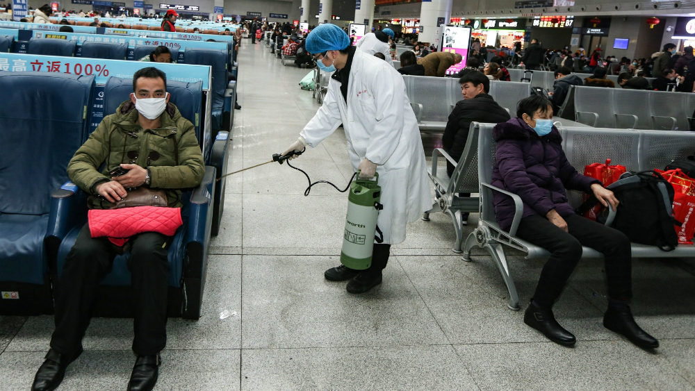 Corea del Norte cierra rutas aéreas y ferroviarias con China por coronavirus - Foto de EFE