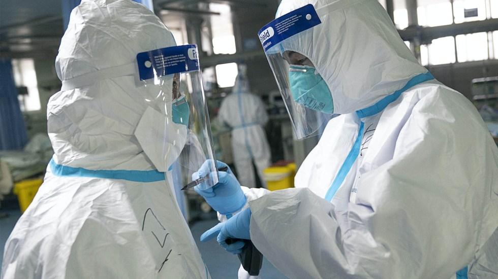 OMS recibirá propuestas para continuar investigación sobre origen del COVID-19 - China coronavirus Wuhan doctores hospital