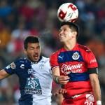 Frío empate entre Pachuca y Chivas