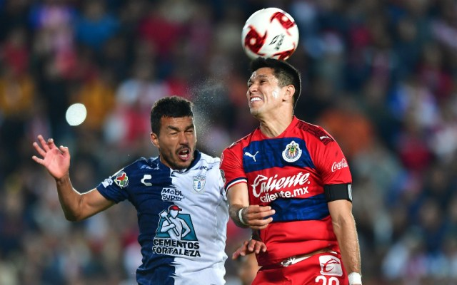Frío empate entre Pachuca y Chivas - Foto de Mexsport