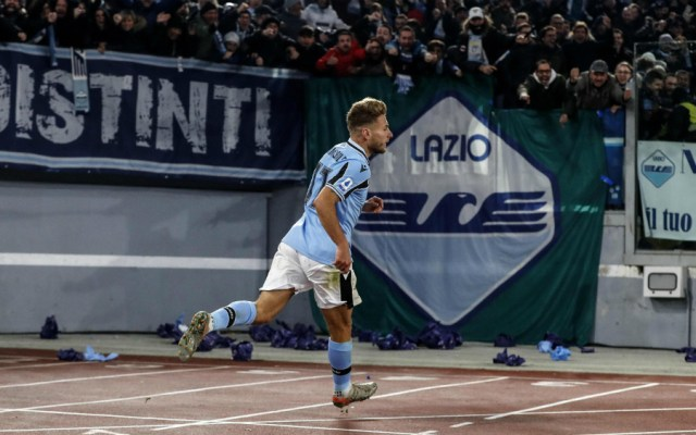 Lazio celebra 120 años con victoria ante Napoli; 'Chucky' Lozano tuvo minutos - Foto de EFE