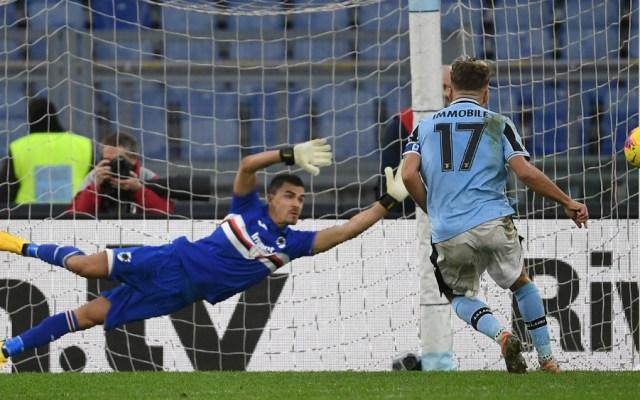 Lazio y Ciro Immobile siguen imparables en Serie A - Foto de EFE