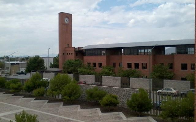 """Iniciará el lunes """"Mochila Segura"""" en mil 300 escuelas de Coahuila - Vista interior del Colegio Cervantes de Torreón. Foto Especial / Facebook."""