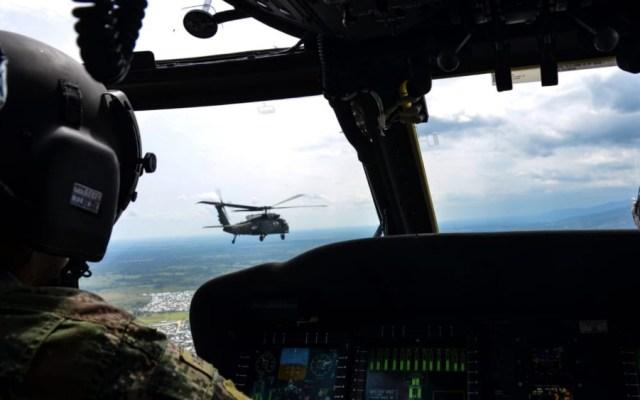 Colombia anuncia nueva estrategia contra guerrillas - Foto de @FuerzasMilCol