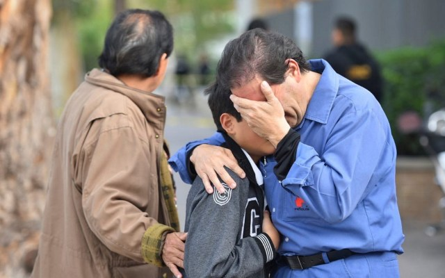 Gutiérrez Müller lamenta hechos violentos en Torreón - Tras asesinar a su maestra, el menor se suicidó. Foto de Notimex