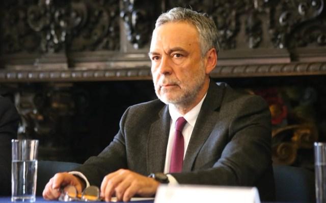 Alfonso Ramírez Cuéllar rechaza que Morena tenga dos presidentes interinos - Alfonso Ramírez Cuéllar rechaza que Morena tenga dos presidentes interinos