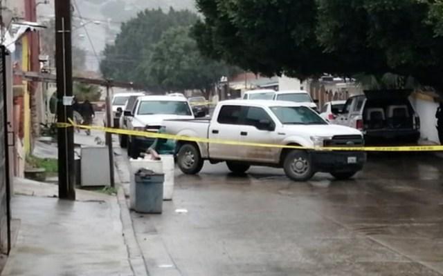 Confirman hallazgo de cinco cadáveres en casa de Tijuana - Foto de Fiscalía General de Baja California