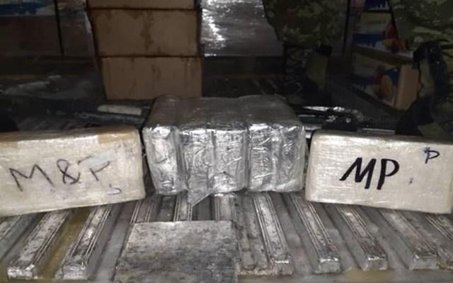 Sedena decomisa casi una tonelada de cocaína en Nayarit - Foto de Sedena