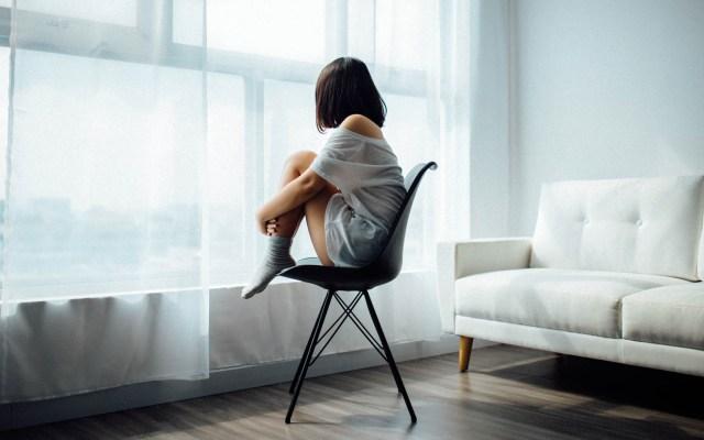 Mujeres y jóvenes son los más afectados por la depresión, coinciden expertos - Depresión mujeres soledad mujer