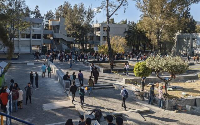 Expulsan a alumno que amenazó de bomba a la comunidad universitaria en FES Aragón - Foto de Facebook