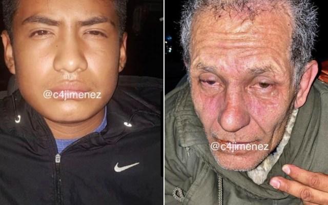 Detienen a agresores de policías de la SSC en Benito Juárez - Detienen a agresores de policías de la SSC en Benito Juárez