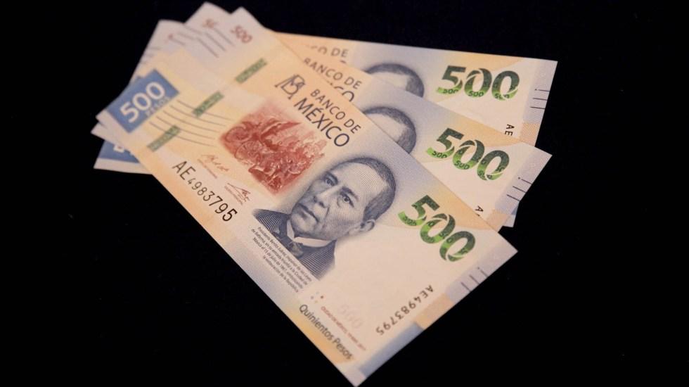 Inseguridad obstaculizaría crecimiento económico de México - banxico Dinero México pesos peso billetes