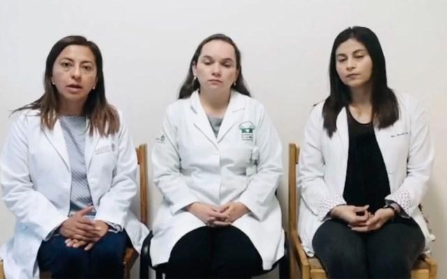 #Video Doctoras denuncian desabasto de medicamentos para niños con cáncer - #Video Doctoras denuncian desabasto de medicamentos para niños con cáncer