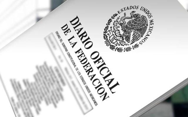 DOF publica imágenes erróneas de Acuerdo del Consejo de Salubridad General - DOF publica decreto del cambio de nombre a Instituto para Devolver al Pueblo lo Robado