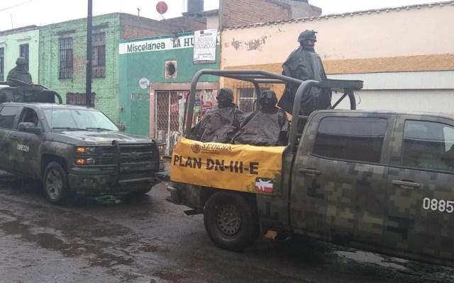 Sedena aplica el Plan DN-III-E por lluvias en Durango - Durango Plan DN III E Sedena