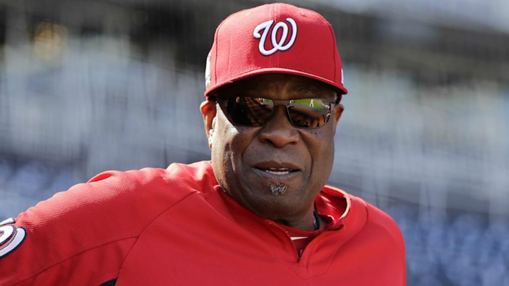 Astros contratan a Dusty Baker como nuevo manager - Foto de MLB.com