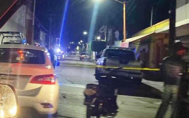 Comando asesina a seis personas en San Francisco del Rincón, Guanajuato - Ejecutan a seis en San Francisco del Rincón. Foto de Guanajuato Informa.