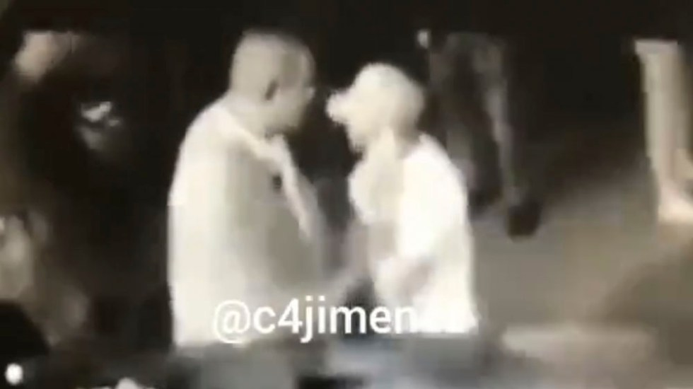 #Video 'El Osmar' amenaza a gerente de bar en Polanco - #Video 'El Osmar' amenaza a gerente de bar en Polanco