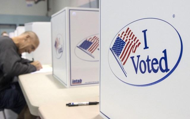 Trump utiliza el control del derecho al voto como estrategia electoral - Elecciones en Estados Unidos. Foto de EFE