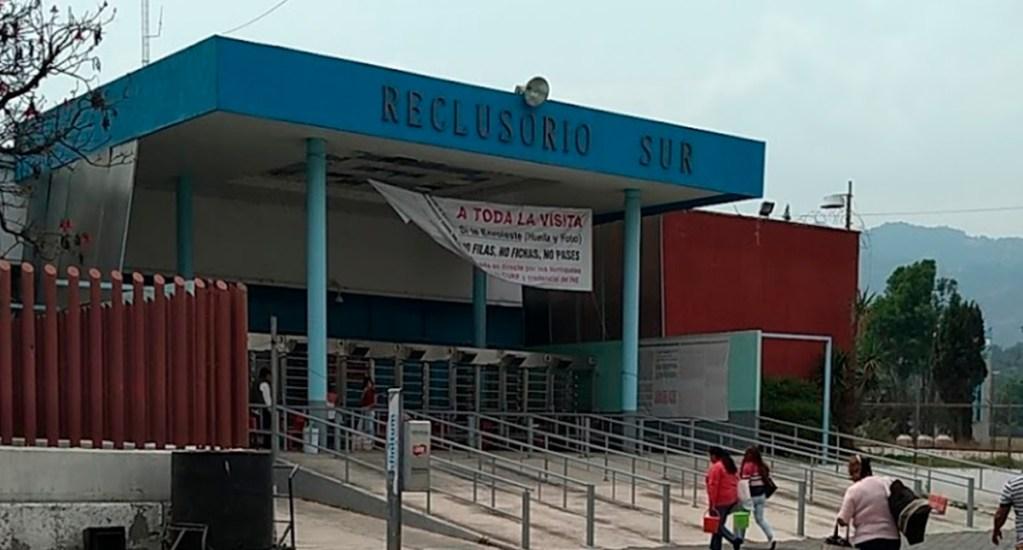 Secretaría de Seguridad Ciudadana asumirá control de cárceles de la CDMX - Entrada del Reclusorio Sur de la CDMX. Foto de Google Maps / Roberto Talavera