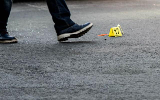 Suman 102 mil 177 homicidios dolosos en lo que va del sexenio - Escena del crimen en México. Foto de Archivo