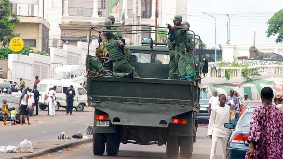 Estado Islámico reivindica ataque contra cuartel en Níger - Estado Islámico reivindica ataque contra cuartel en Níger