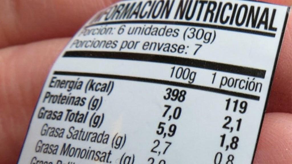 Etiquetado no resolverá problemas de salud: CCE - Foto de El Siglo de Torreón