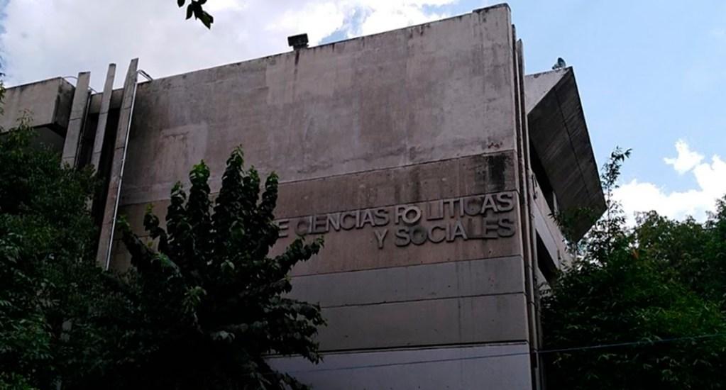 UNAM urge a liberar la Facultad de Ciencias Políticas y Sociales - FCPyS. Foto de Google Maps / Sen Renard