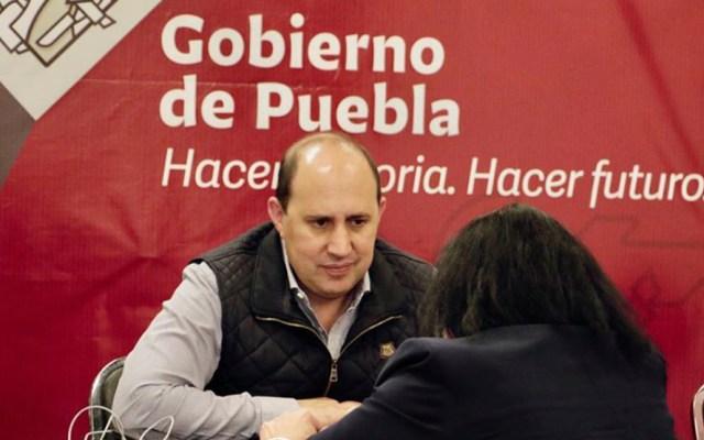 #Video Renuncia el secretario de Gobernación de Puebla - Fernando Manzanillo Prieto. Foto de @fernandomanzanillap