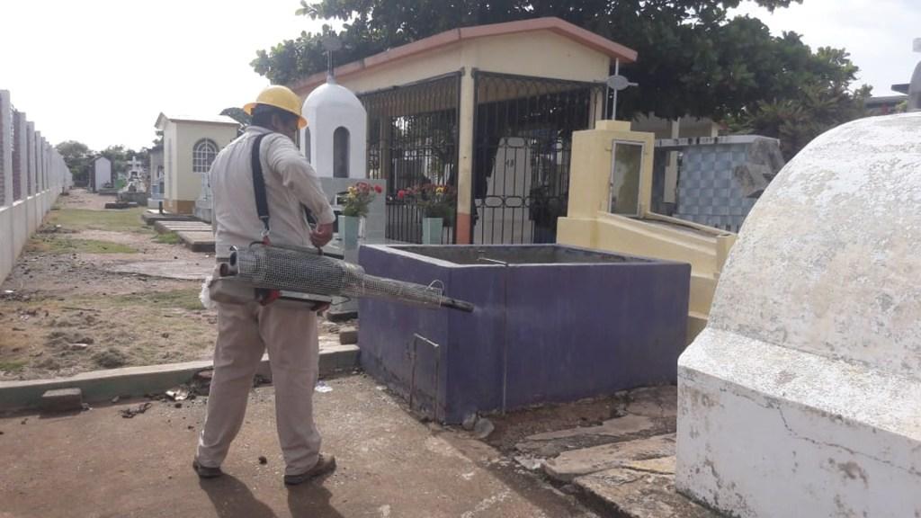 Suman 49 casos de dengue en lo que va del año en México - Foto de @SSO_GobOax