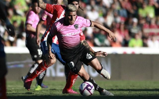 Comisión Disciplinaria suspende un año a jugador del FC Juárez por golpear a silbante - Foto de Mexsport