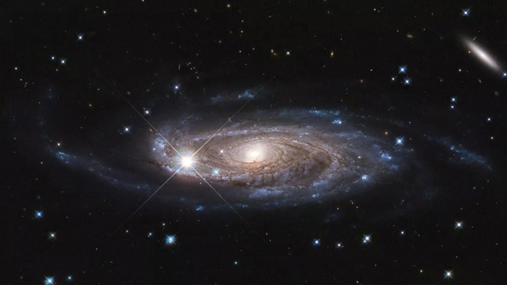 #Video Así se ve la galaxia que podría ser la más grande del universo local - Foto de ESA