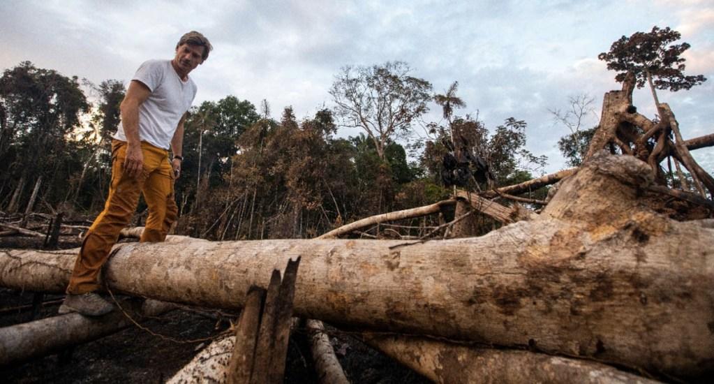 #Video Estrella de 'Game of Thrones' participa en rescate del Amazonas - Game Of Thrones Nikolaj Coster-Waldau Amazonia
