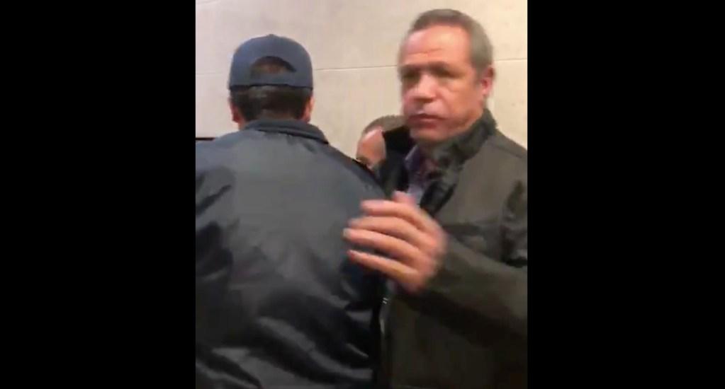 """#Video Padre de víctima de Guardería ABC denuncia que titular de CEAV los llamó """"egoístas"""" - Padre de Guardería ABC denuncia que titular de la CEAV los llamó"""