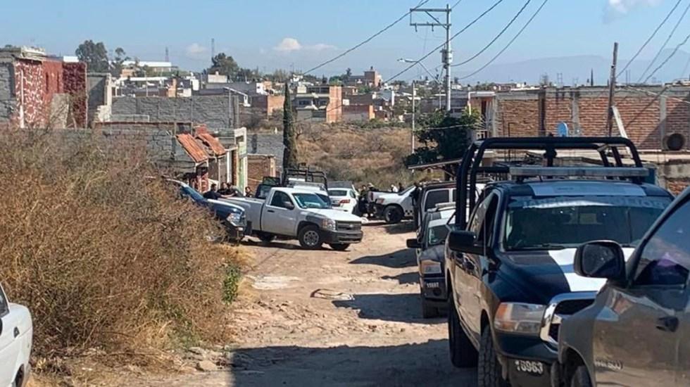 Enfrentamiento de cinco horas entre GN y civiles armados deja un agresor abatido en León - Enfrentamiento de cinco horas de grupo delictivo contra GN deja un agresor abatido en León