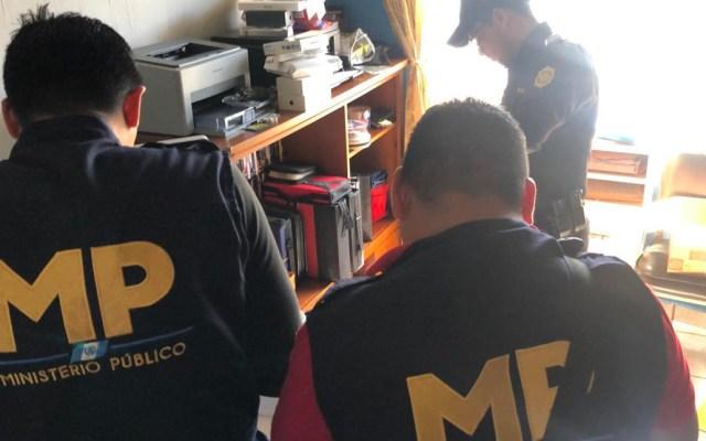 Detienen a pastor evangélico por producir pornografía infantil en Guatemala - Detienen a pastor evangélico por producir pornografía infantil en Guatemala