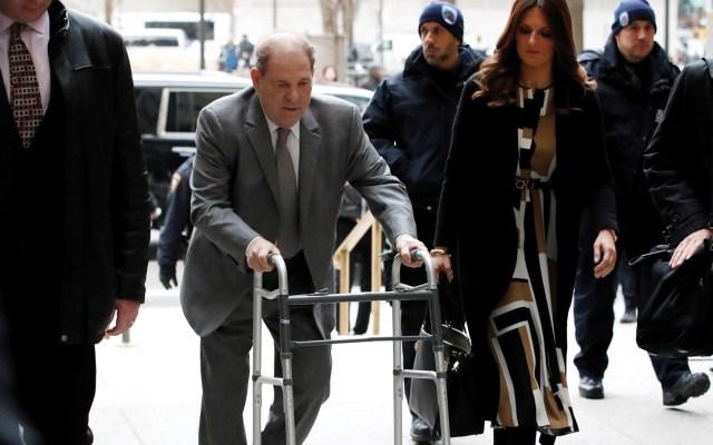 Defensa de Weinstein pide a juez no admitir caso por falta de imparcialidad - harvey weinstein