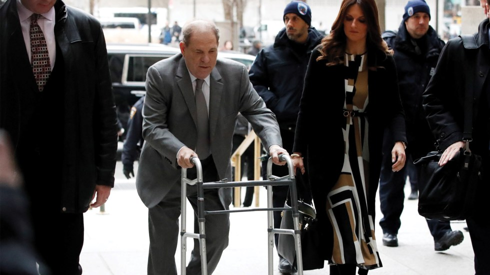 Harvey Weinstein no testificará en su juicio por abusos sexuales - harvey weinstein