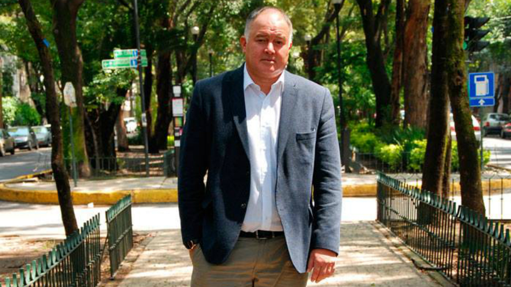 Nueva amenaza contra el periodista Héctor de Mauleón - Foto de Más por Más