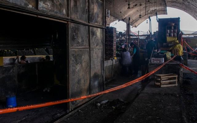 FGJ afirma que incendios en mercados fueron provocados por cortos circuitos - FGJ afirma que incendios en mercados fueron provocados por cortos circuitos