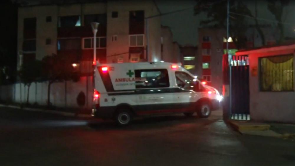Siete personas intoxicadas por inhalación de gas en Iztacalco - Foto de Noticieros Televisa