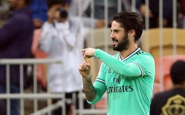 Real Madrid es finalista de la Supercopa de España - Foto de EFE
