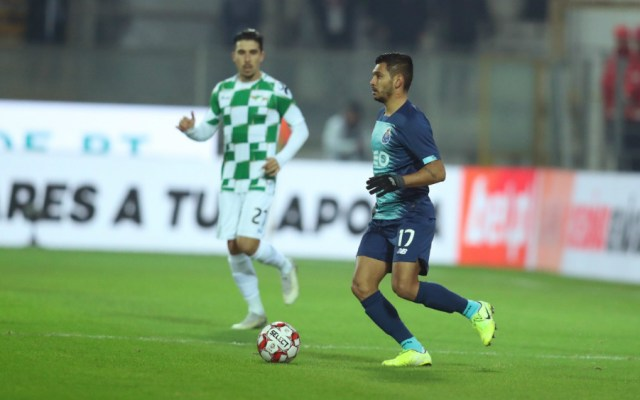 #Video 'Tecatito' Corona anota gol en triunfo del Porto sobre Moreirense - Foto de FC Porto