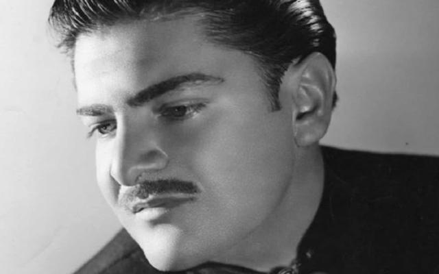 Secretaría de Cultura afirma, erróneamente, que José Alfredo Jiménez era de Jalisco - Foto de internet