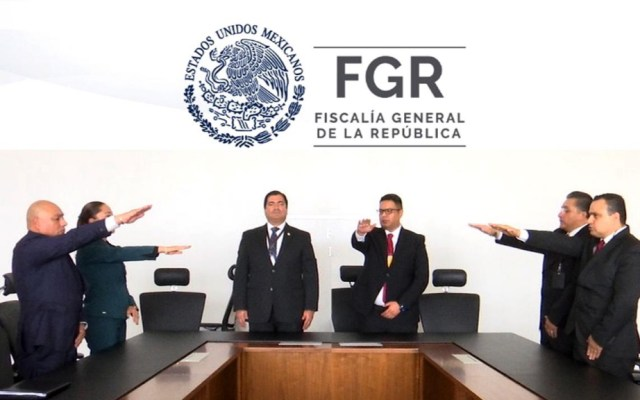 Designan a Kayosci Guerrero titular de la Policía Federal Ministerial - Kayosci Guerrero Policía Federal Ministerial FGR
