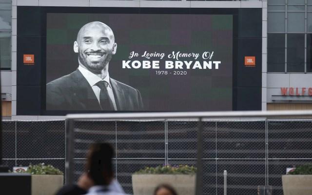 Marcelo Ebrard lamenta la muerte de Kobe Bryant - Kobe Bryant NBA 3
