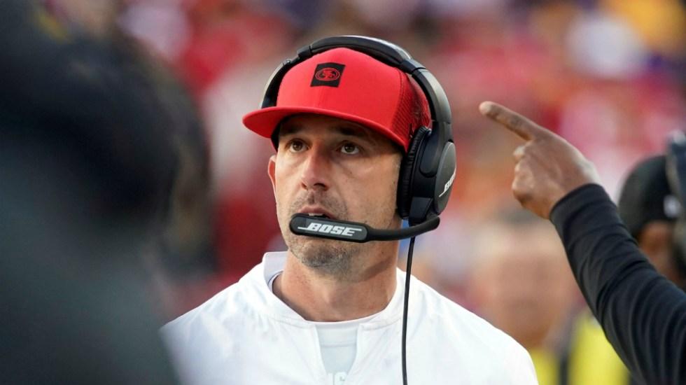 Entrenador de 49ers evita exceso de confianza para partido ante Green Bay - Foto de EFE