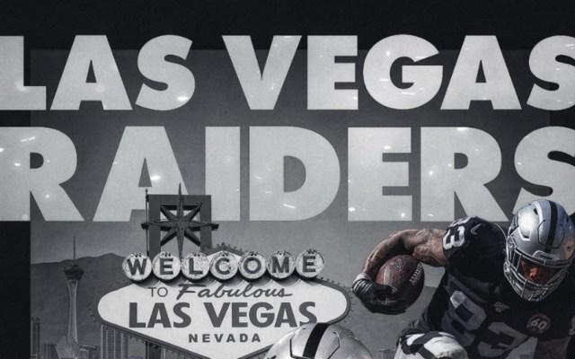 Raiders hace oficial su cambio de nombre - Foto de @NFL