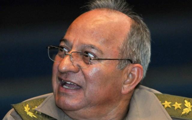 EE.UU. prohíbe entrada a ministro de Fuerzas Armadas de Cuba por apoyo a Maduro - Foto de EFE