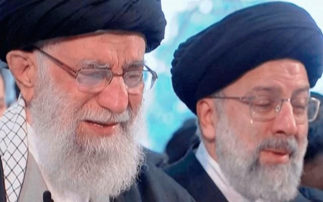 Líder religioso iraní llora durante funeral de Soleimani - Líder religioso iraní llora durante funeral de Soleimani